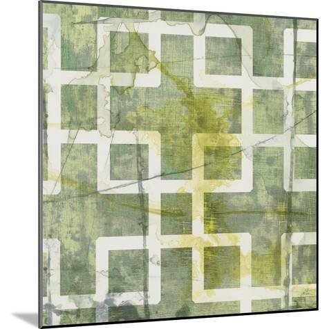 Metric Link VIII-Jennifer Goldberger-Mounted Art Print