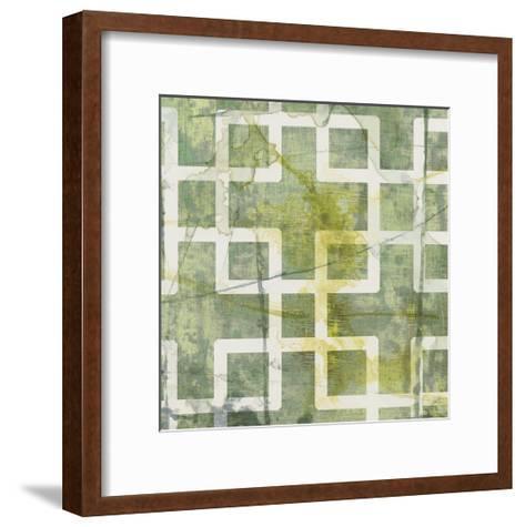 Metric Link VIII-Jennifer Goldberger-Framed Art Print