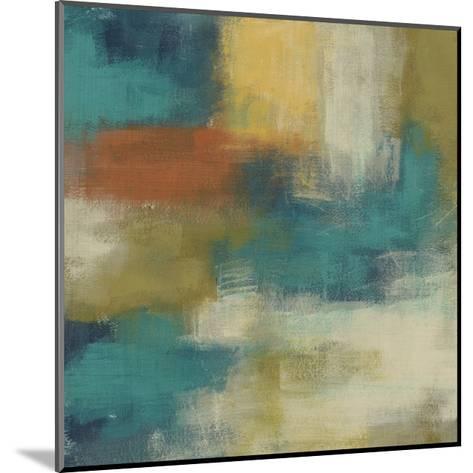 Blue Note II-June Erica Vess-Mounted Art Print