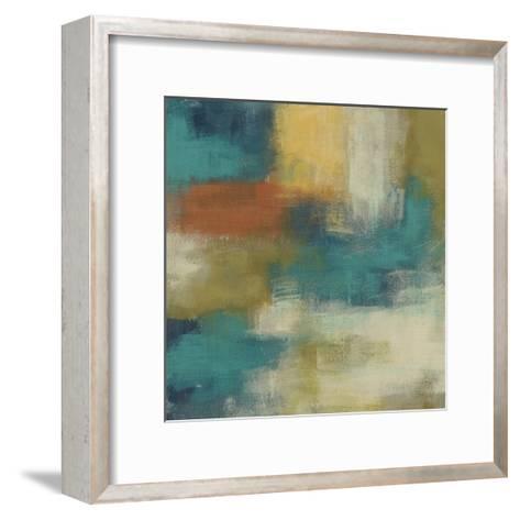 Blue Note II-June Erica Vess-Framed Art Print