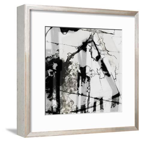 In Motion II-Jennifer Goldberger-Framed Art Print