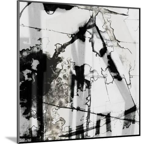 In Motion II-Jennifer Goldberger-Mounted Art Print
