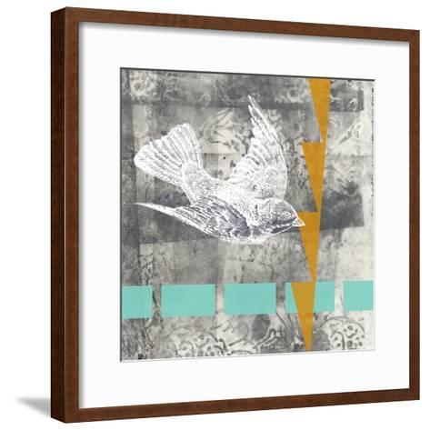 Vector I-Jennifer Goldberger-Framed Art Print
