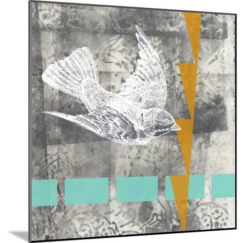 Vector I-Jennifer Goldberger-Mounted Art Print