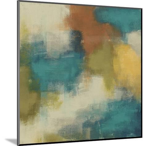 Blue Note I-June Erica Vess-Mounted Art Print