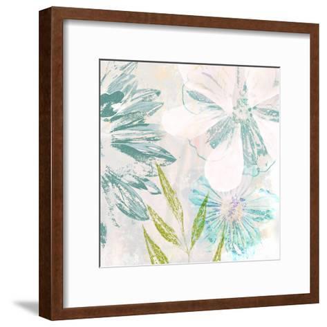 Azulejo I-Sia Aryai-Framed Art Print