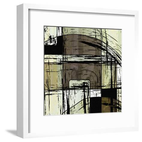 Scene Change III-James Burghardt-Framed Art Print