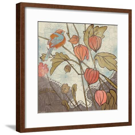 Spice and Whimsy III-Evelia Designs-Framed Art Print