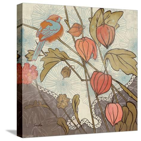 Spice and Whimsy III-Evelia Designs-Stretched Canvas Print