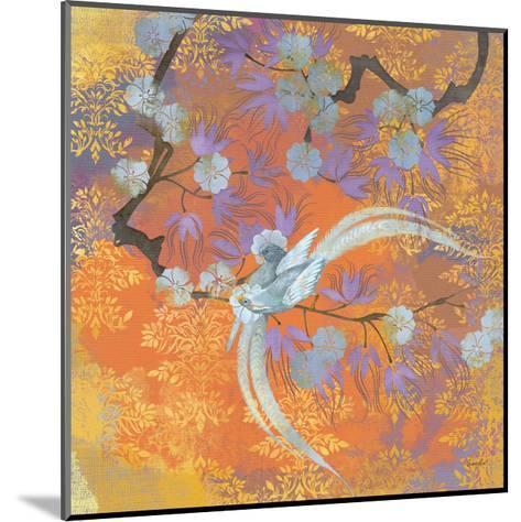 Aurora Australis I-Evelia Designs-Mounted Art Print