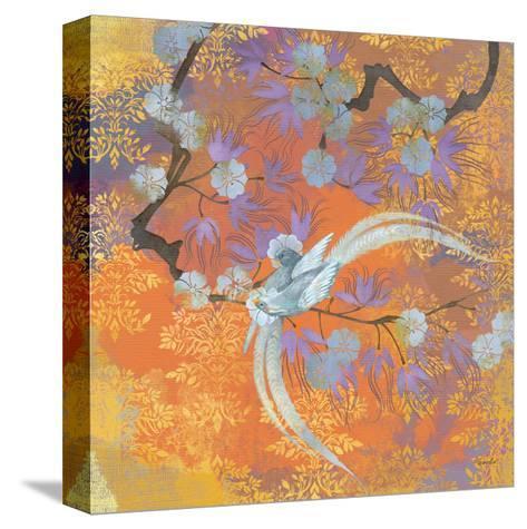 Aurora Australis I-Evelia Designs-Stretched Canvas Print