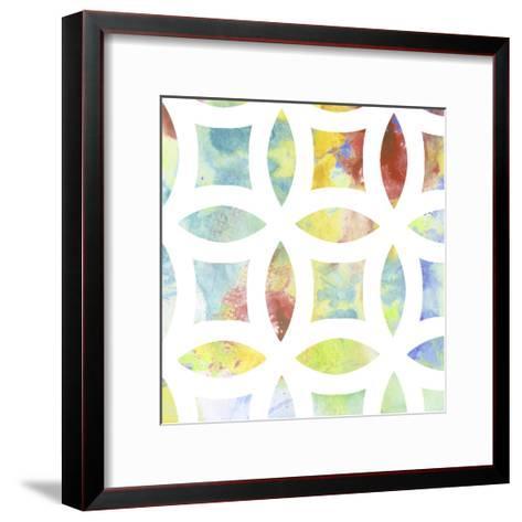 Metric Watercolors IV-Jennifer Goldberger-Framed Art Print