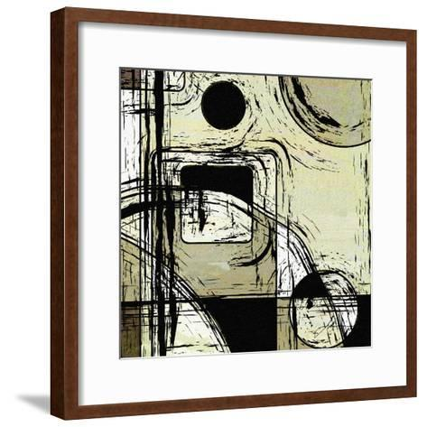 Scene Change II-James Burghardt-Framed Art Print