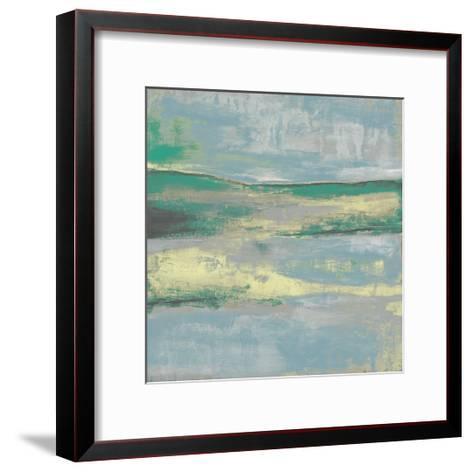 Cool Horizon II-Jennifer Goldberger-Framed Art Print