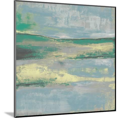 Cool Horizon II-Jennifer Goldberger-Mounted Art Print