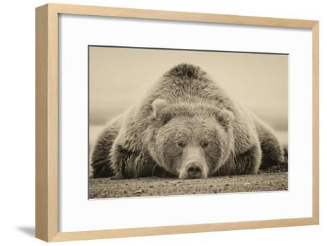 Deep Sleep-PHBurchett-Framed Art Print