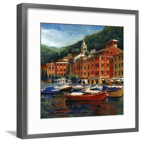 Italian Village I-Tim OToole-Framed Art Print