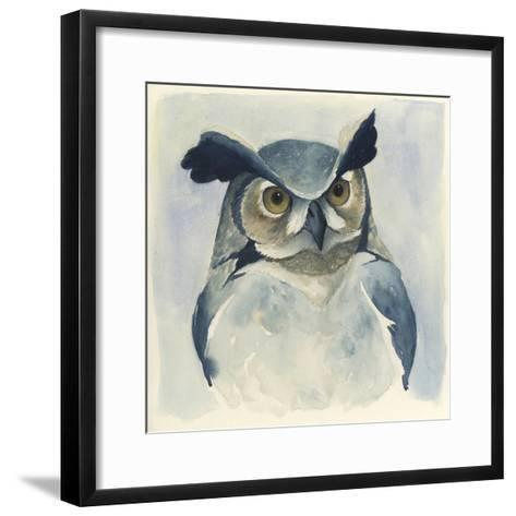 Midnight Aves I-Grace Popp-Framed Art Print