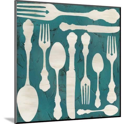 Kitchen Kitsch III-June Erica Vess-Mounted Art Print