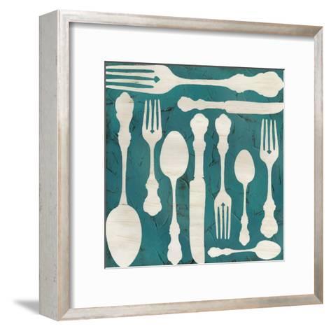 Kitchen Kitsch III-June Erica Vess-Framed Art Print