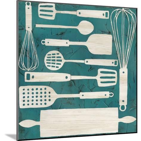 Kitchen Kitsch IV-June Erica Vess-Mounted Art Print
