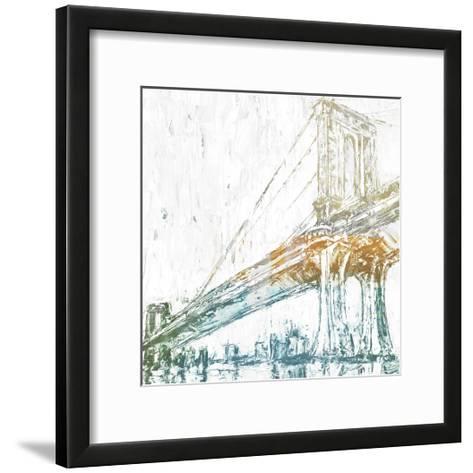 Crossing over II-Studio W-Framed Art Print