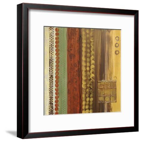 Abstract Expression III-Irena Orlov-Framed Art Print