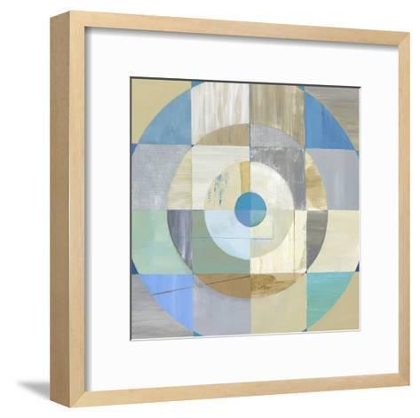 Circle Center I-Julie Joy-Framed Art Print