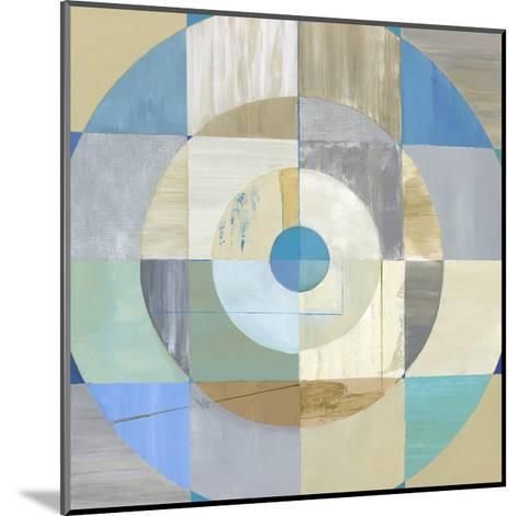 Circle Center I-Julie Joy-Mounted Art Print
