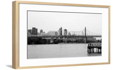 NY Scenes VI-Jeff Pica-Framed Art Print