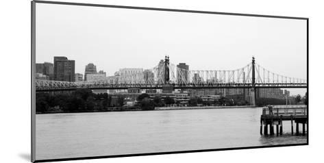 NY Scenes VI-Jeff Pica-Mounted Art Print