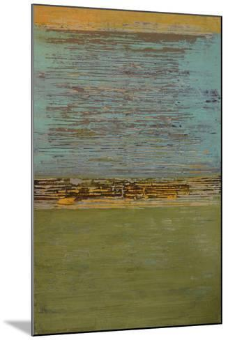 Easy Reflections III-Natalie Avondet-Mounted Art Print