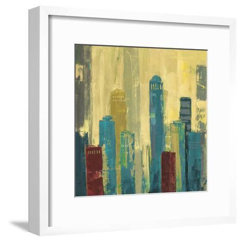 City Connection I-Julie Joy-Framed Art Print