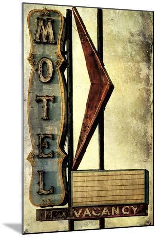 Vintage LA XVI-Honey Malek-Mounted Art Print