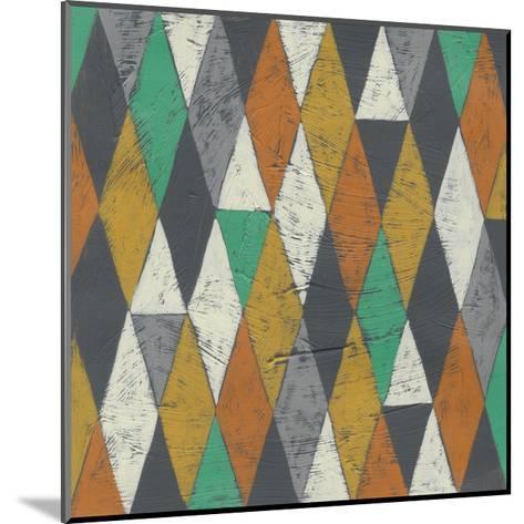 Lucien's Pattern I-Chariklia Zarris-Mounted Art Print