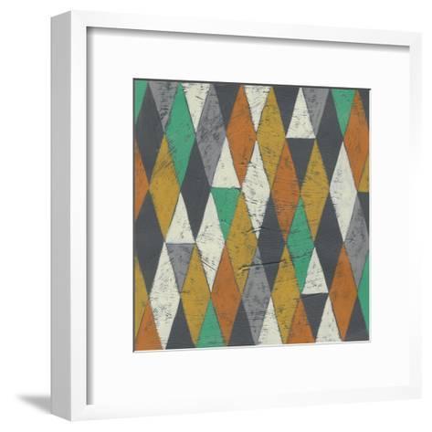 Lucien's Pattern I-Chariklia Zarris-Framed Art Print