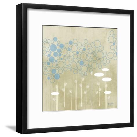 Summer Crest I-Evelia Designs-Framed Art Print