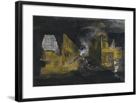 Devastation, 1941: an East End Street-Graham Sutherland-Framed Art Print