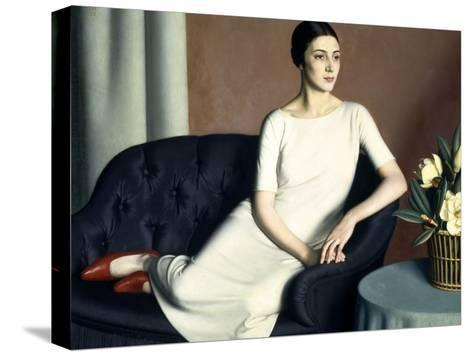 Marguerite Kelsey-Meredith Frampton-Stretched Canvas Print