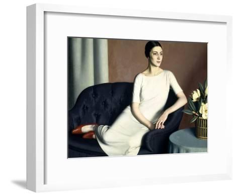 Marguerite Kelsey-Meredith Frampton-Framed Art Print