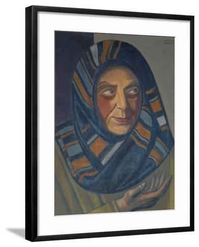 L'Algérienne-William Roberts-Framed Art Print