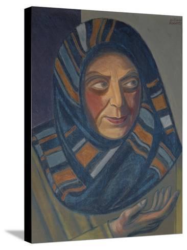 L'Algérienne-William Roberts-Stretched Canvas Print