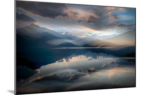 Slocan Lake At Sunset 6-Ursula Abresch-Mounted Photographic Print