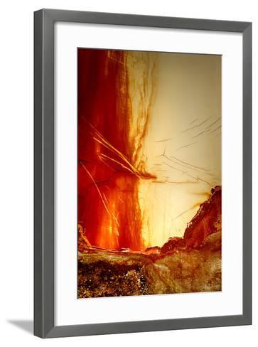 Courtain Call-Ursula Abresch-Framed Art Print