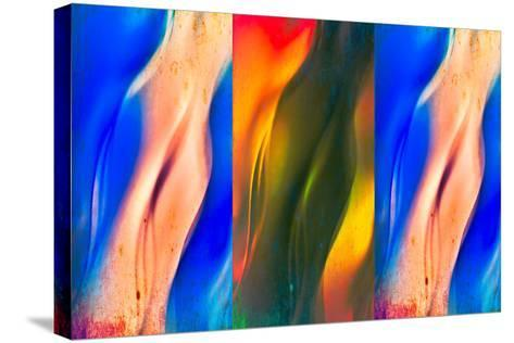 Catwalk 2-Ursula Abresch-Stretched Canvas Print