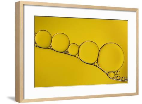 Touch of Blue-Heidi Westum-Framed Art Print