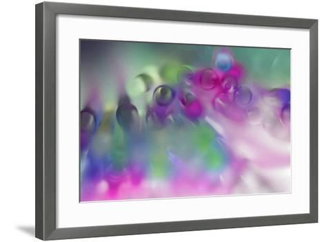 Pastel Abstract 2-Heidi Westum-Framed Art Print