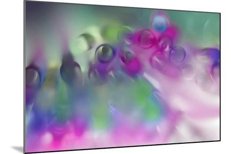 Pastel Abstract 2-Heidi Westum-Mounted Photographic Print