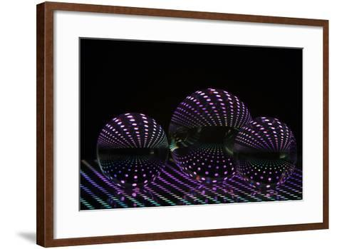 Triple-Heidi Westum-Framed Art Print