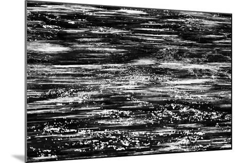 River Running-Ursula Abresch-Mounted Photographic Print